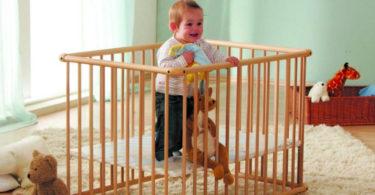 Monter parc bébé